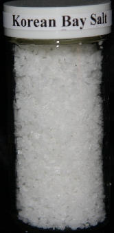 Korean Bay Sea Salt image